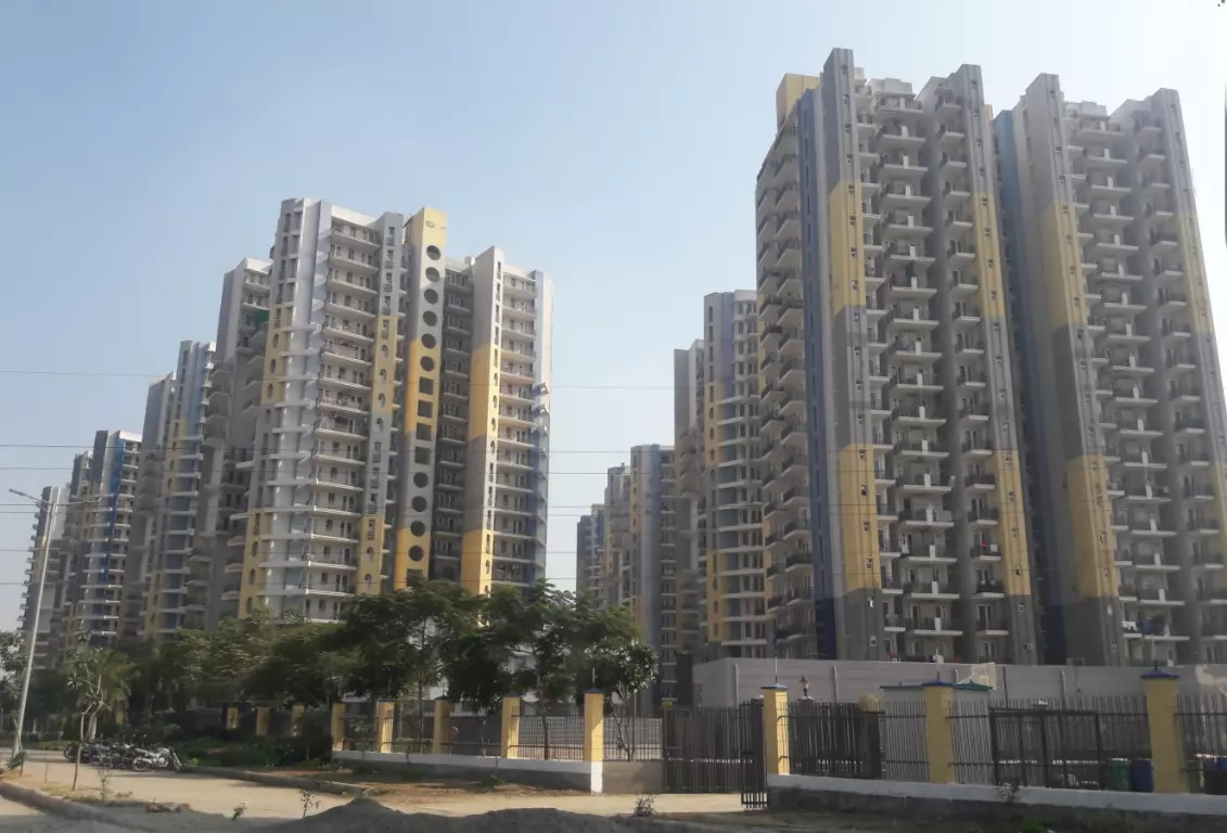 antriksh heights tower view7