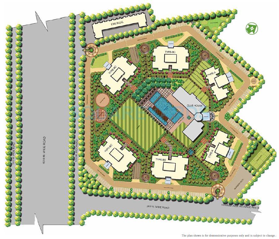 ats kocoon master plan image1