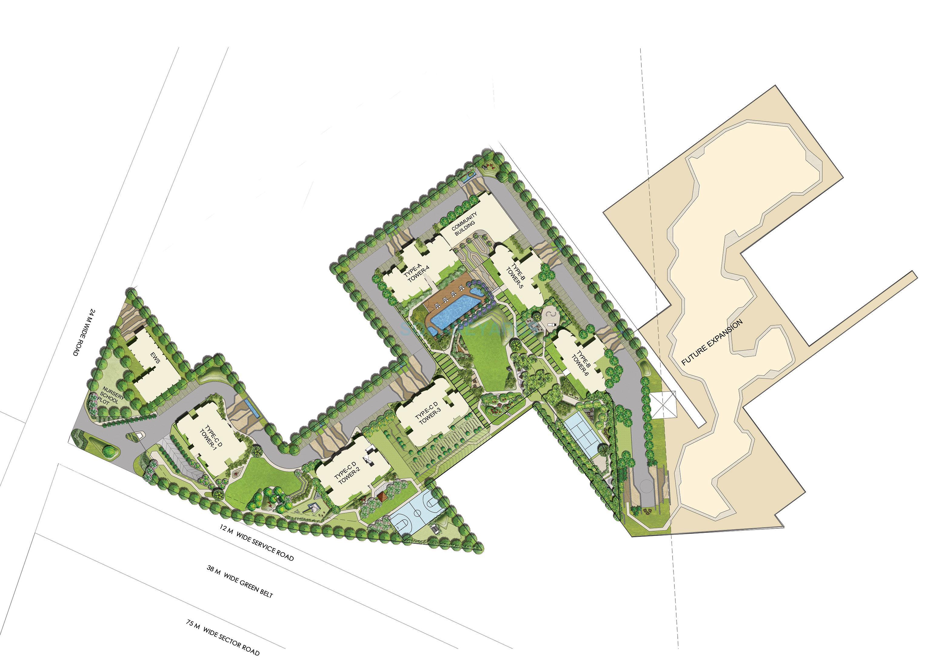 ats tangerine master plan image1