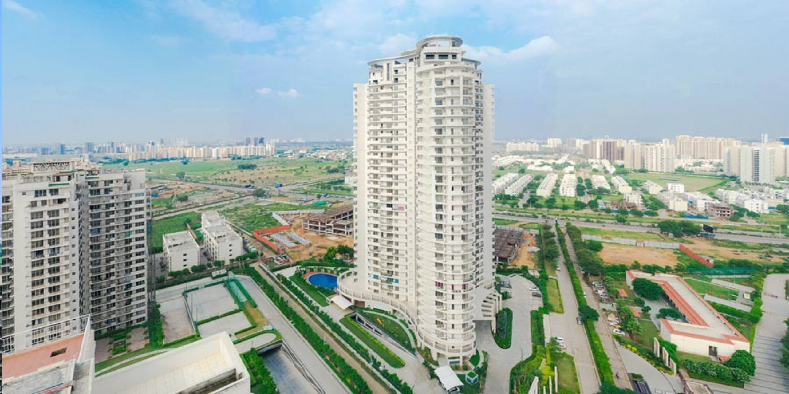 bestech park view grand spa spa signature tower project large image2