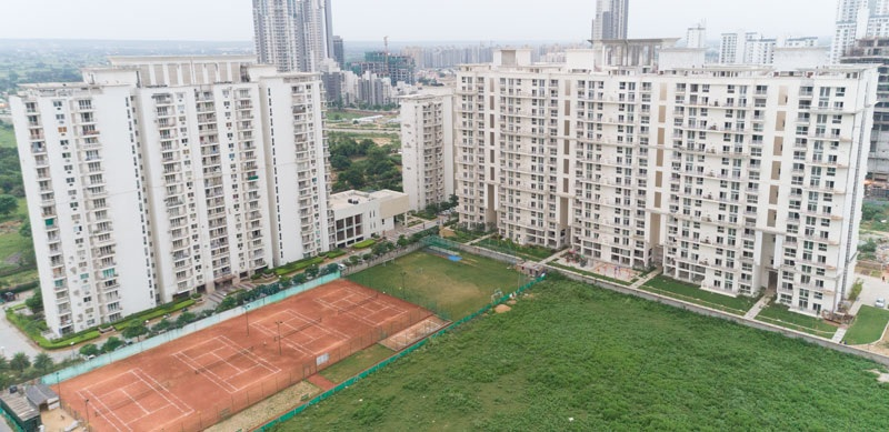 bptp mansions tower view6