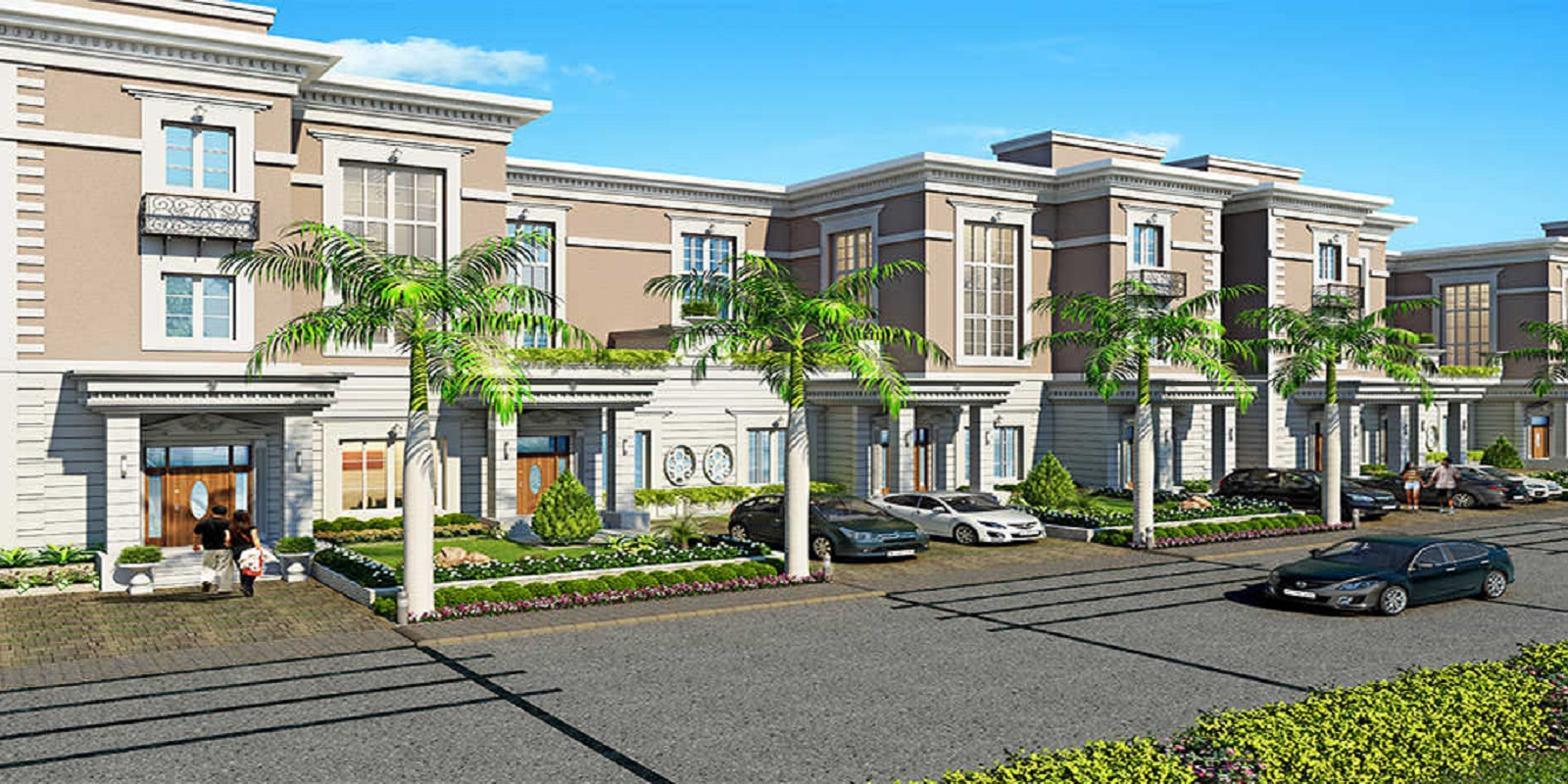bptp visionnaire luxe villas project project large image1