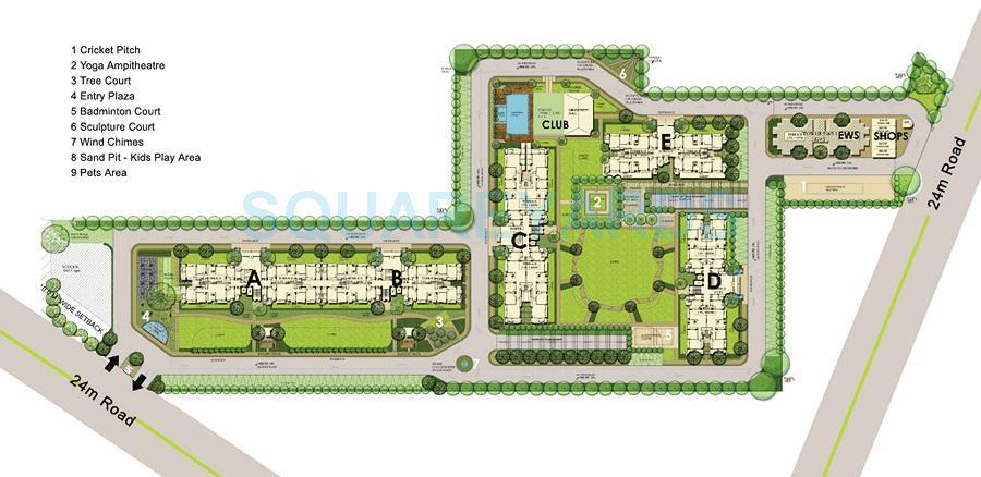 brisk lumbini master plan image1