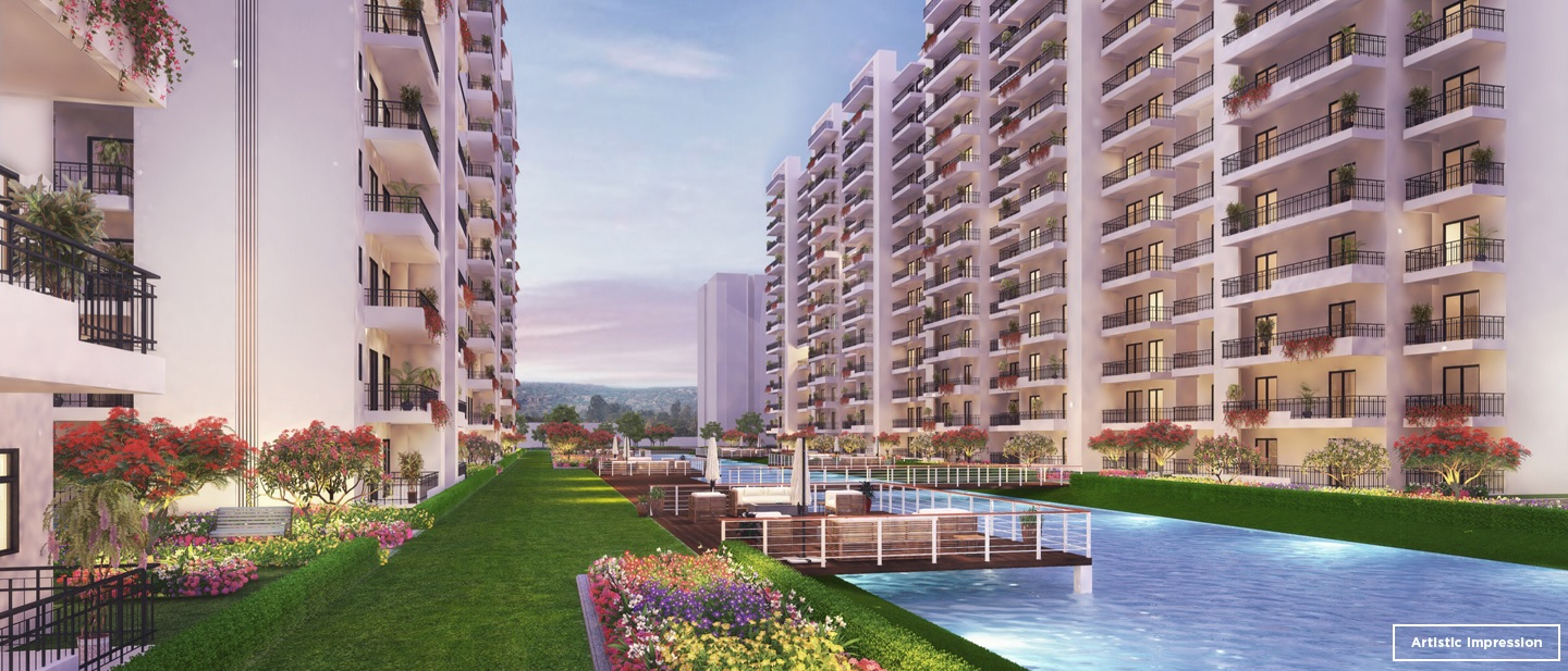 central park flower valley aqua front towers amenities features9