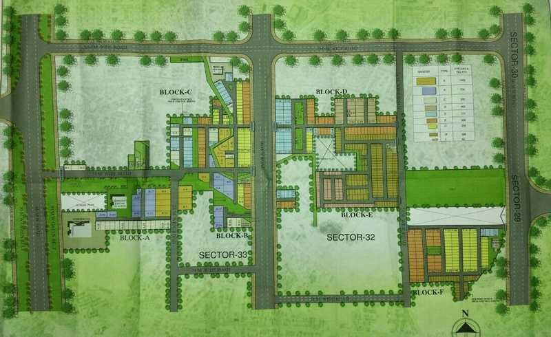 central park lake front towers master plan image9