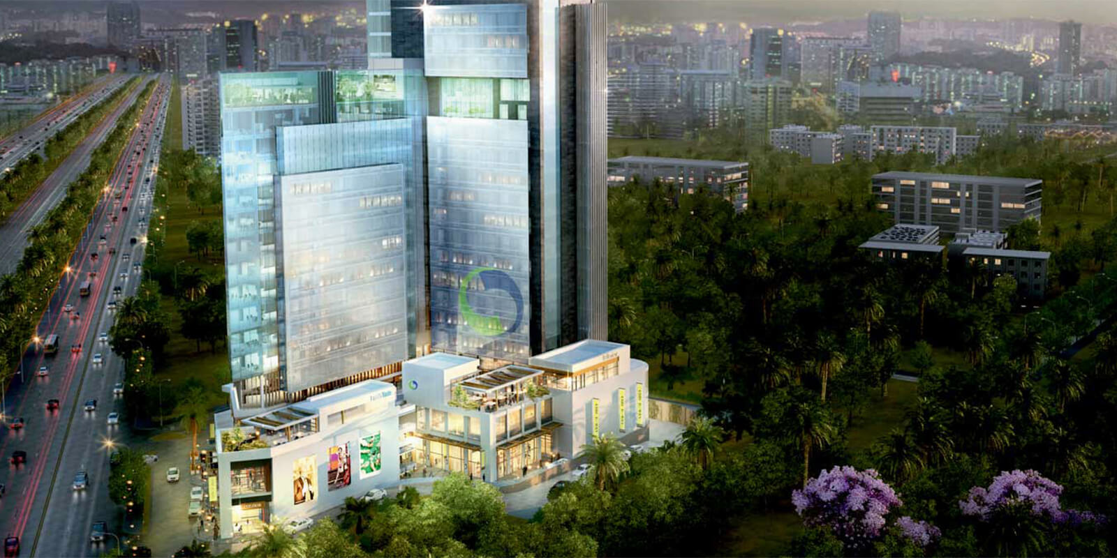 chd eway towers project large image1