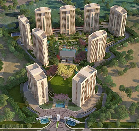 chintels serenity tower view5