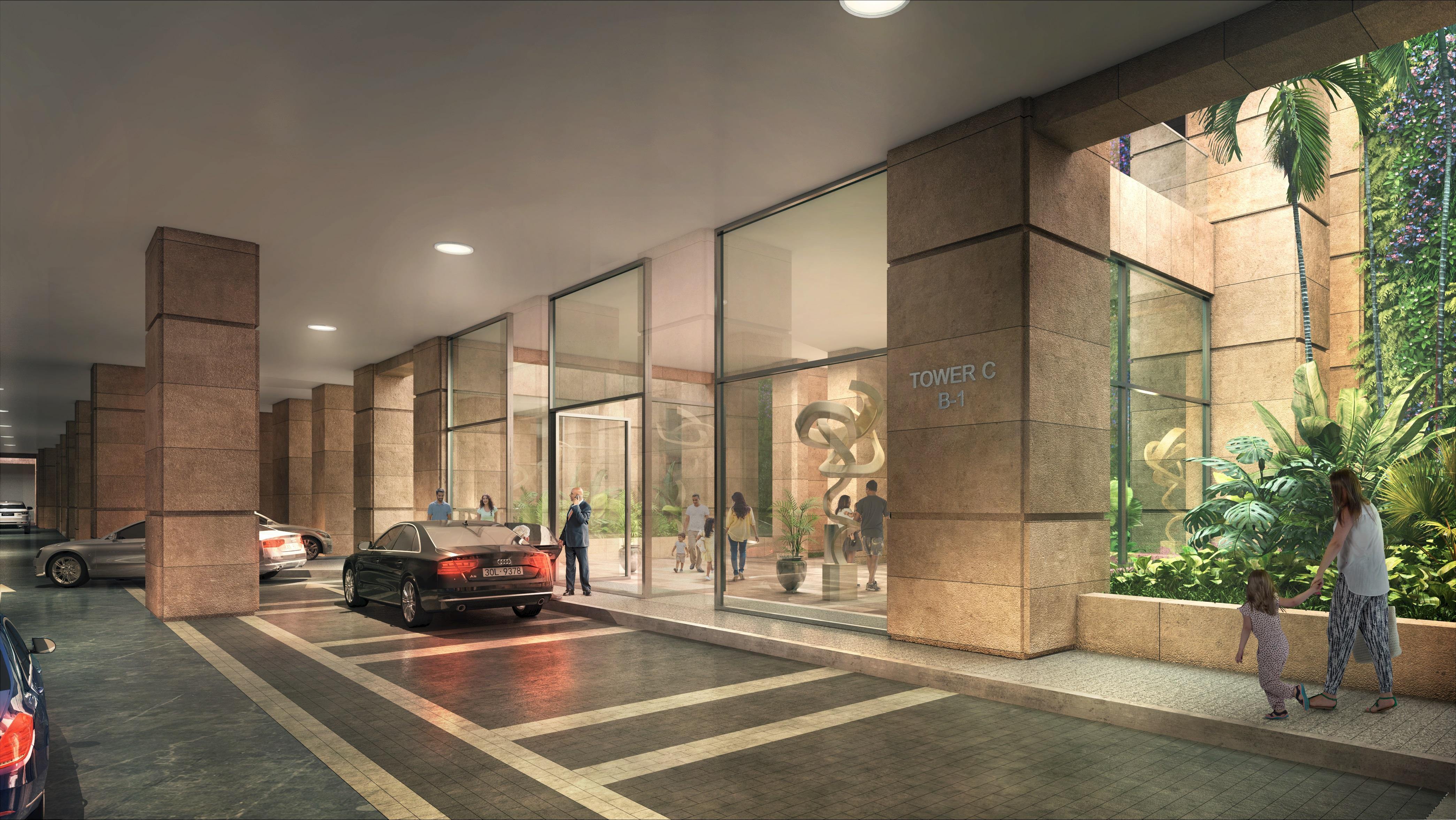 conscient hines elevate amenities features4