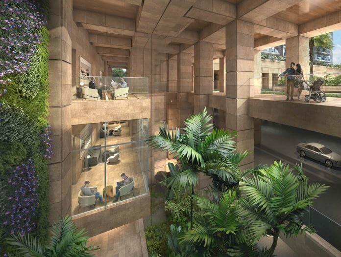 conscient hines elevate apartment interiors1
