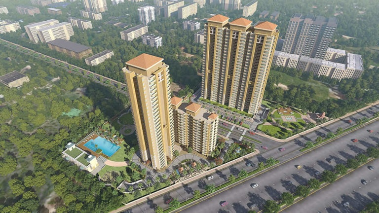 czar mahira homes 63a project tower view3