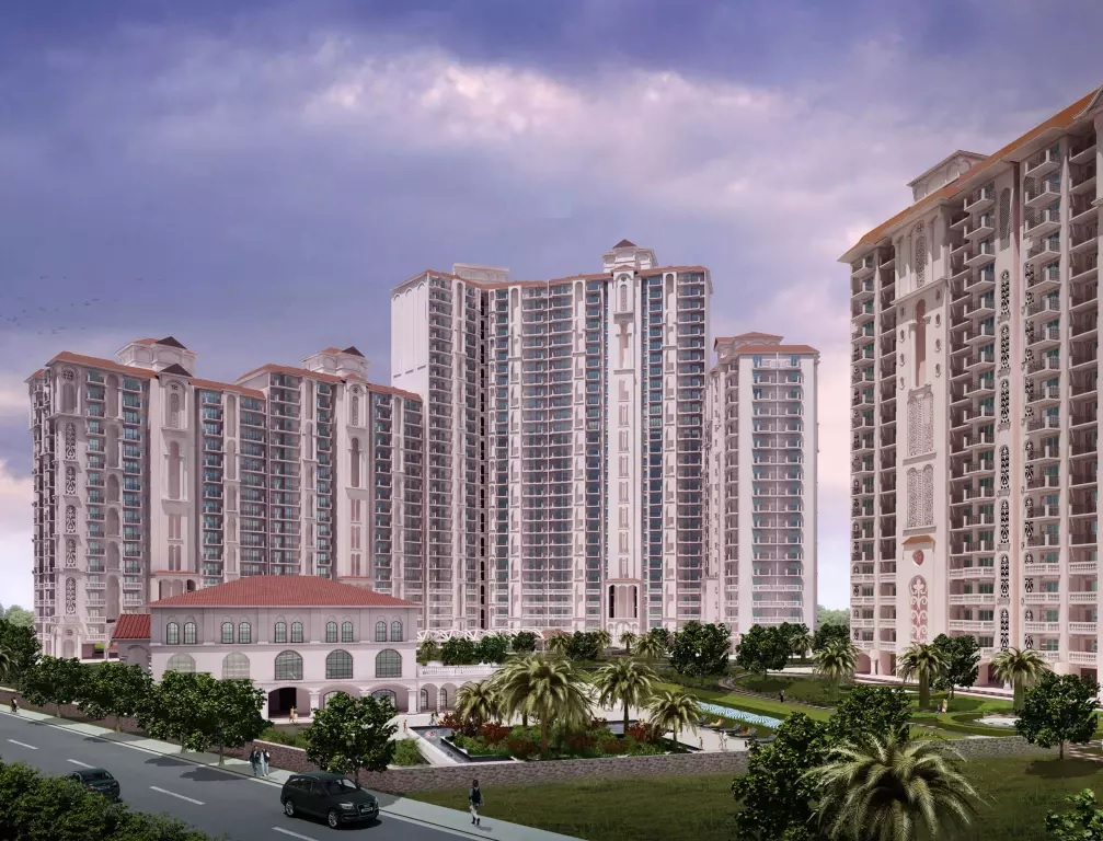 dlf regal gardens tower view9