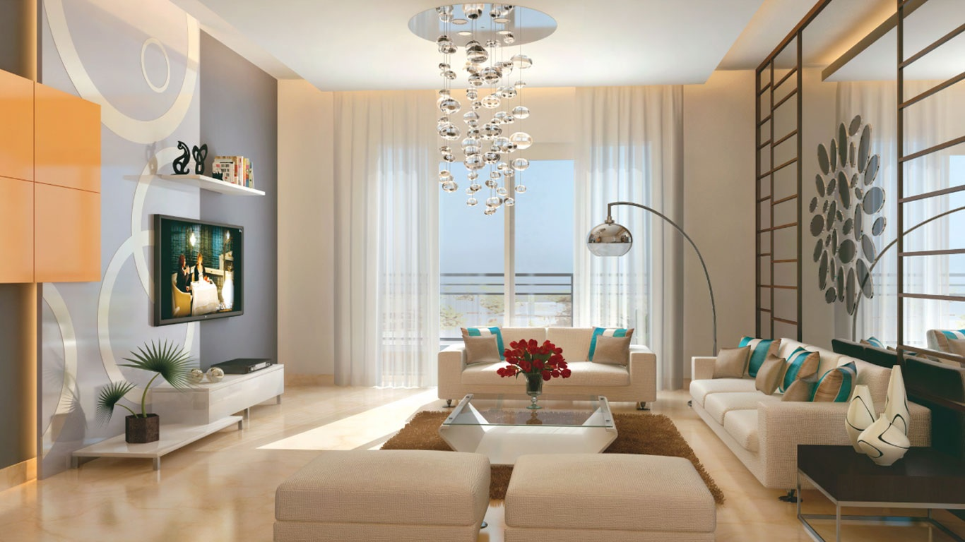 dlf the primus project apartment interiors1