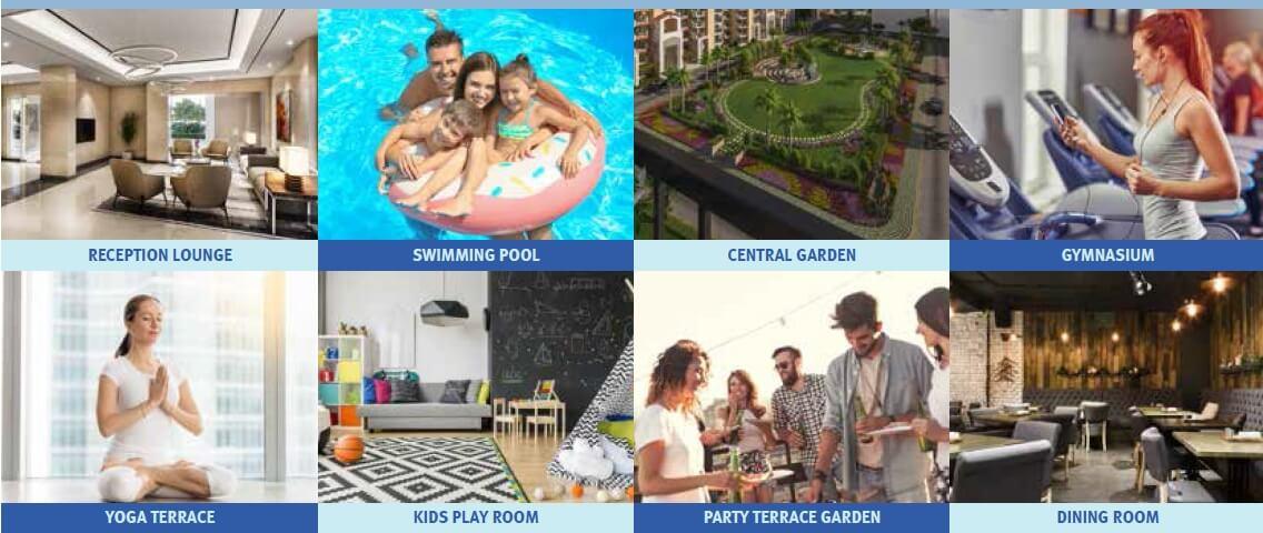 emaar palm heights amenities features2