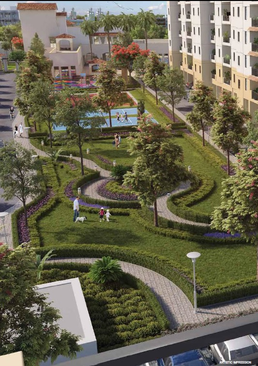 emaar palm select project amenities features3