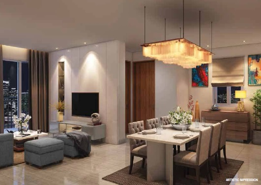 emaar palm select project apartment interiors1