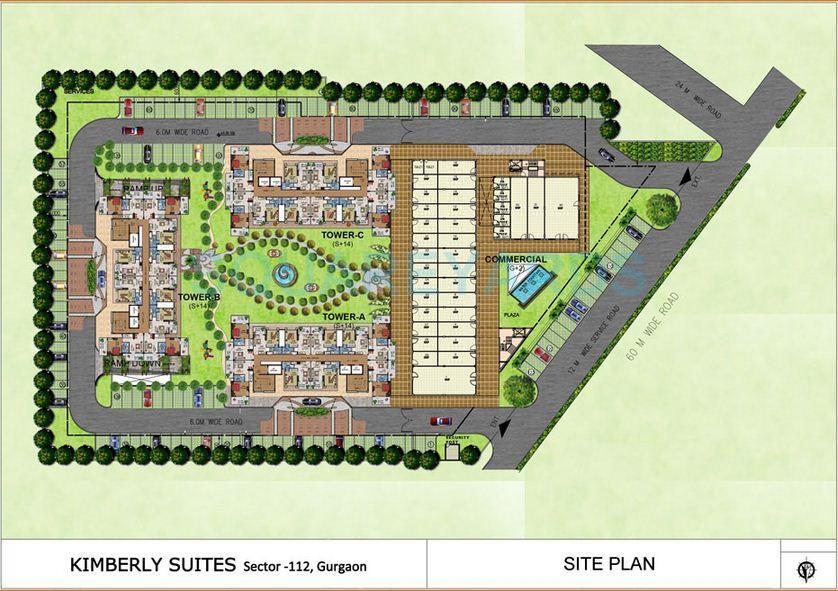 eminence kimberly suites master plan image1