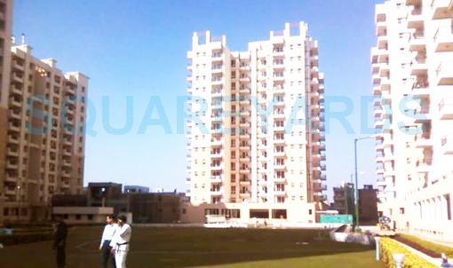 eros wembley estate tower view1