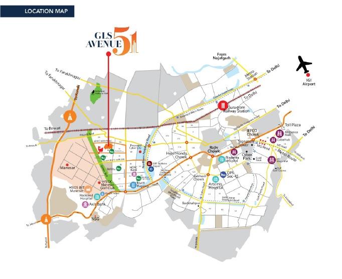 gls avenue 51 location image8