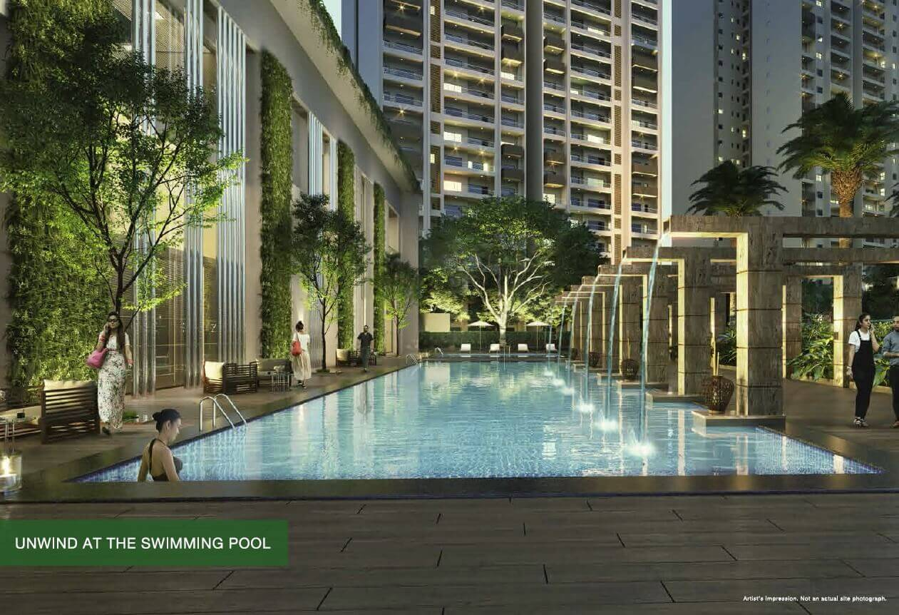 godrej air sector 85 amenities features13