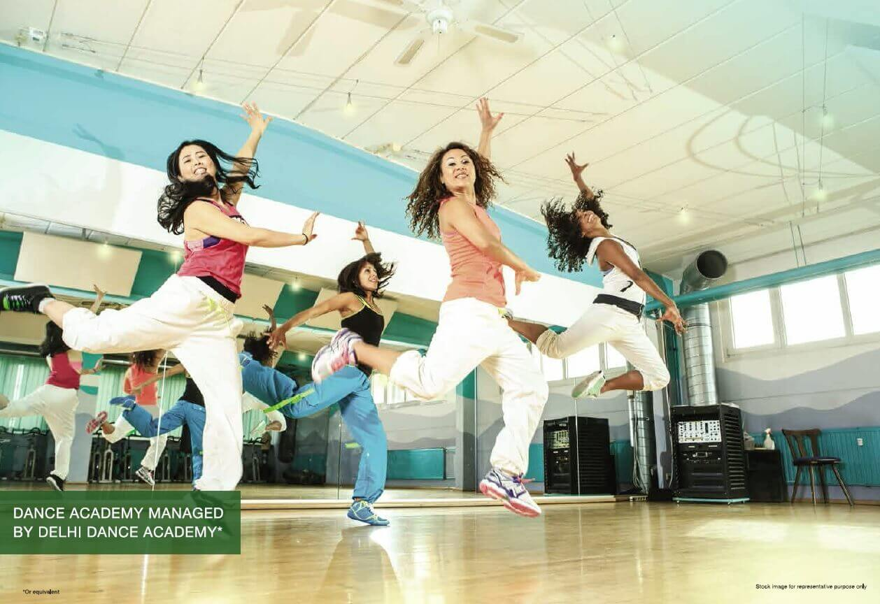 godrej air sector 85 amenities features15