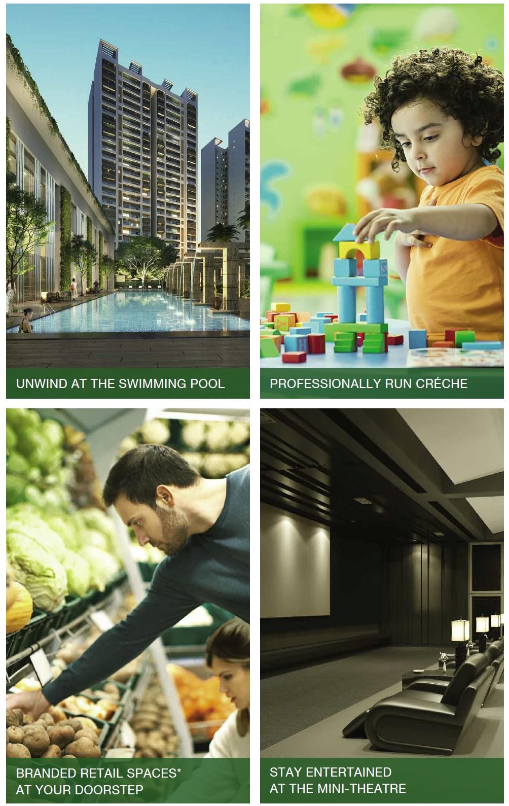godrej air sector 85 amenities features2