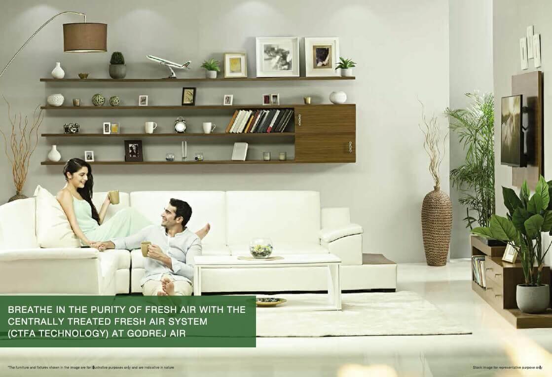 godrej air sector 85 apartment interiors1