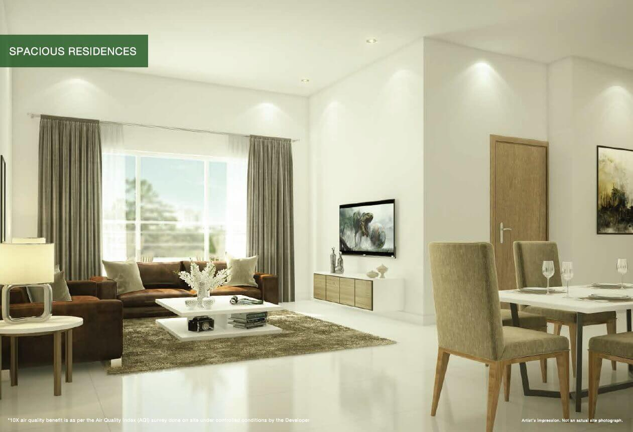 godrej air sector 85 apartment interiors2