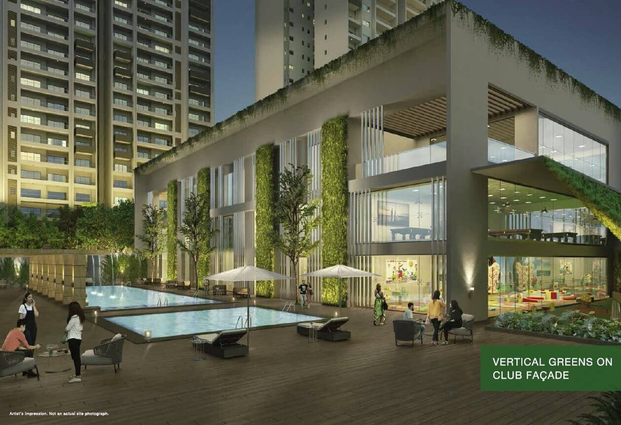 godrej air sector 85 clubhouse external image1