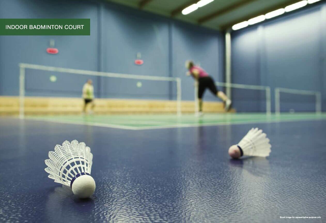 godrej air sector 85 sports facilities image2