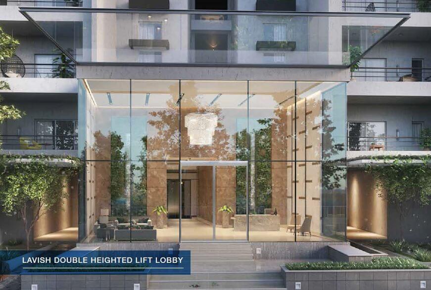 godrej habitat lift lobby image2