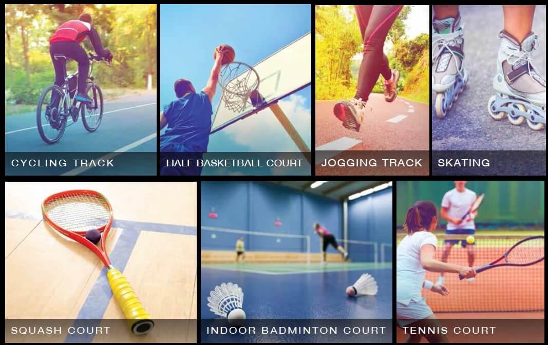 godrej meridien sports facilities image1