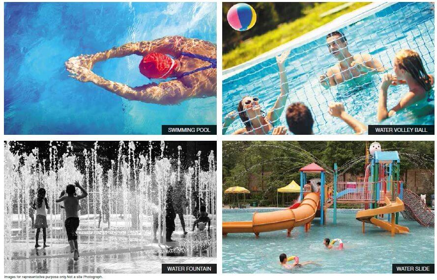 godrej nature plus sports facilities image1