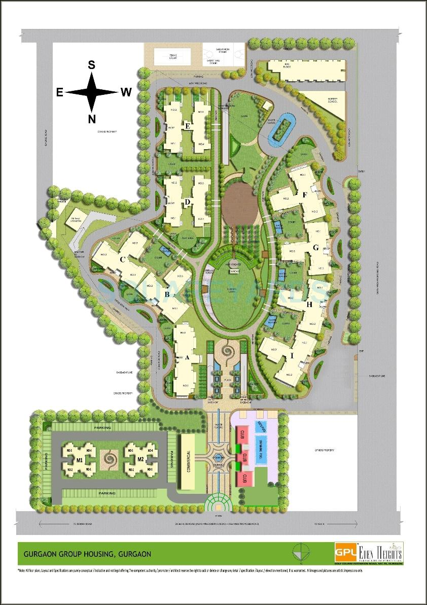 gpl eden heights master plan image1