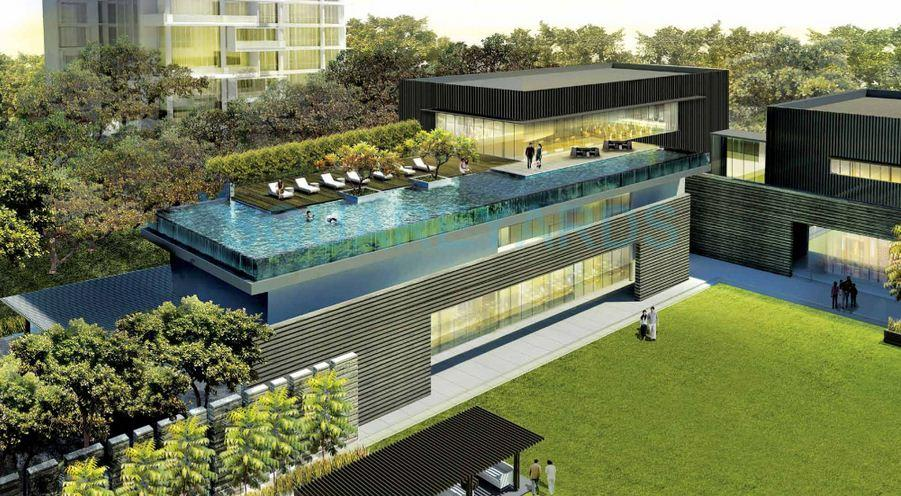 ireo gurgaon hills clubhouse external image1
