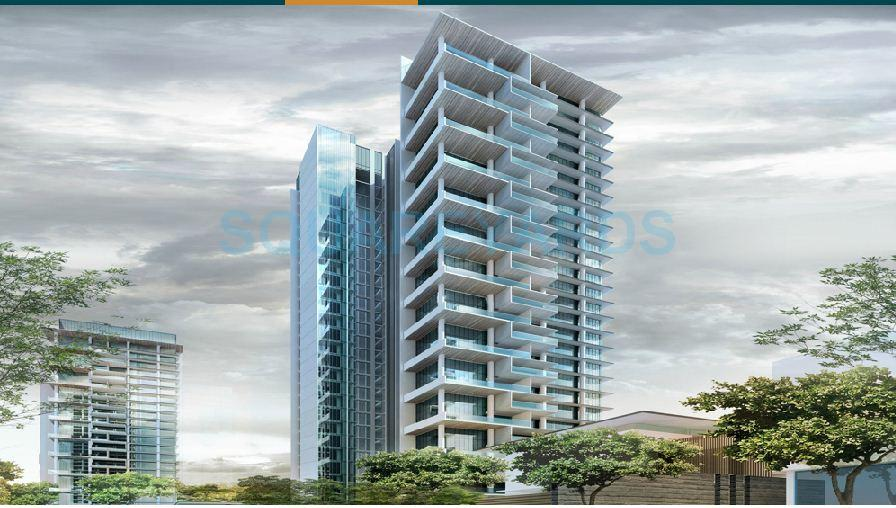 ireo gurgaon hills tower view1