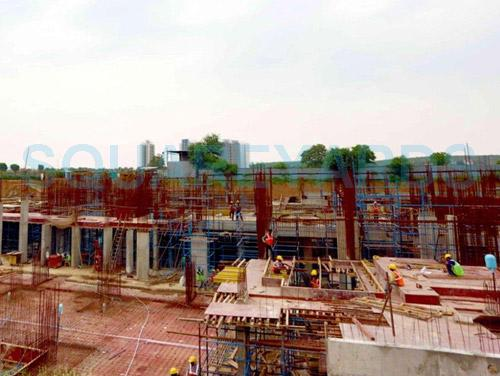 ireo skyon construction status image5