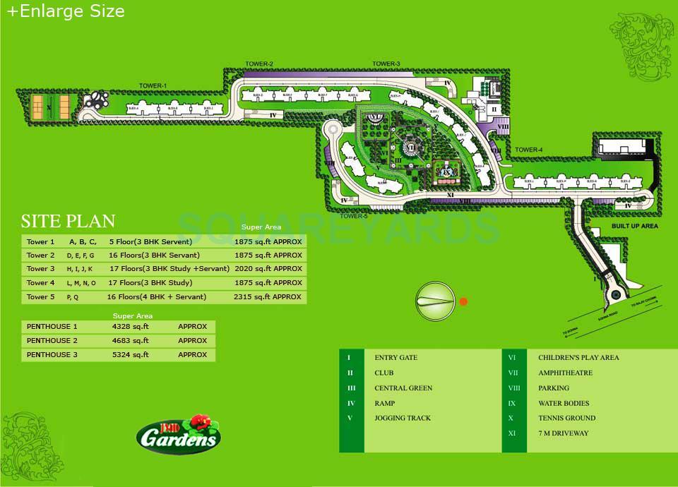 jmd gardens master plan image1