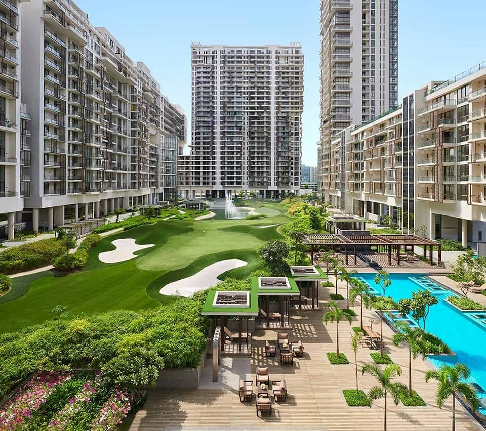 m3m golf estate project amenities features1