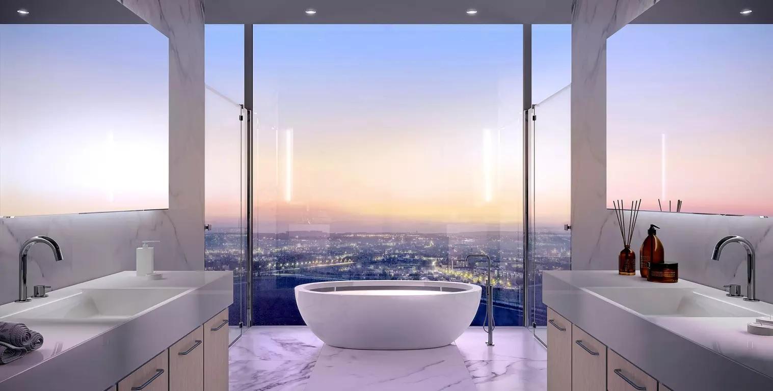m3m trump tower apartment interiors3