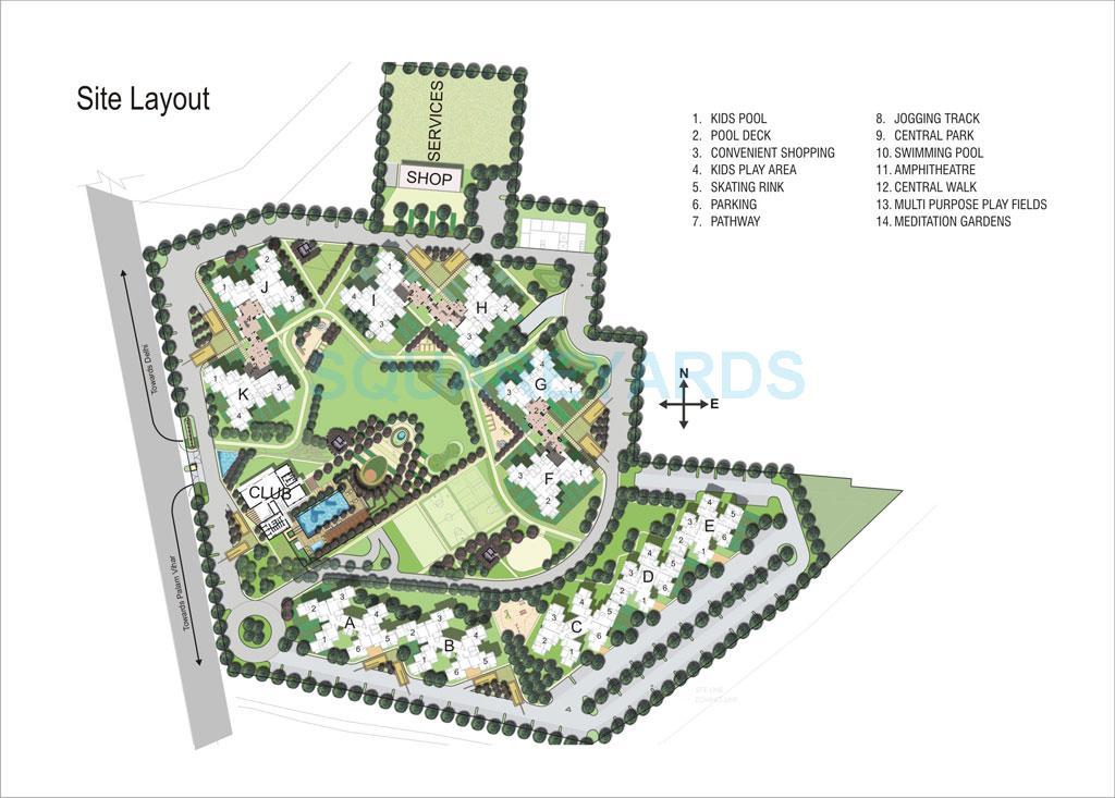 mahindra aura master plan image1