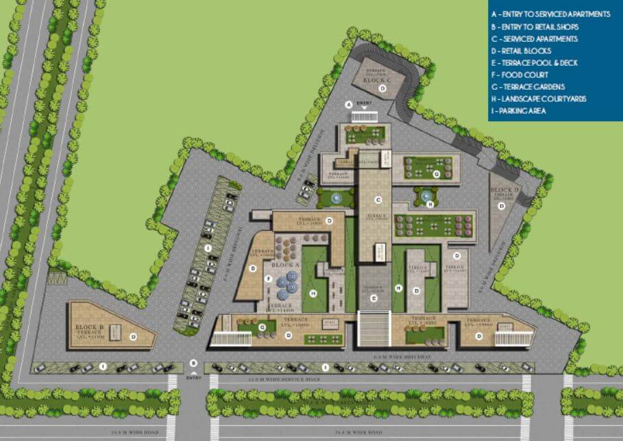 orris market city master plan image1
