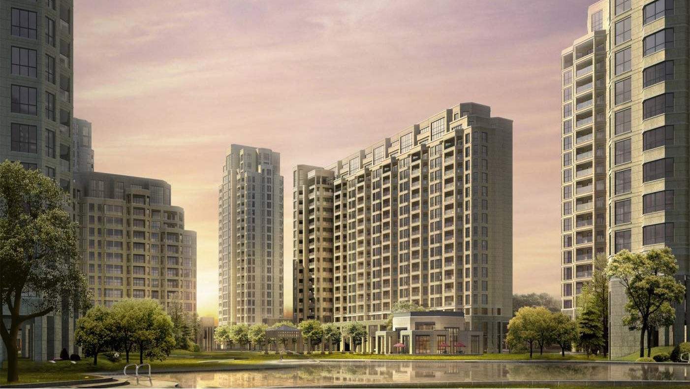 raheja aranya city tower view6