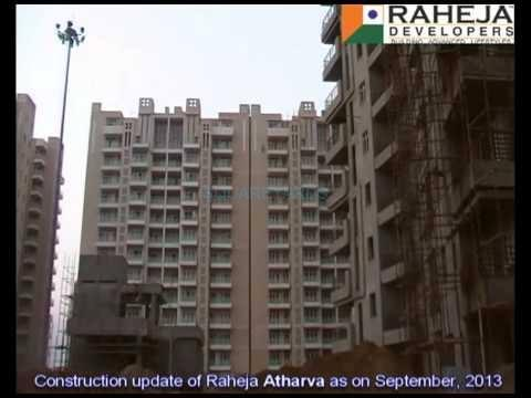 raheja atharva construction status image1