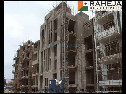raheja shilas construction status image1