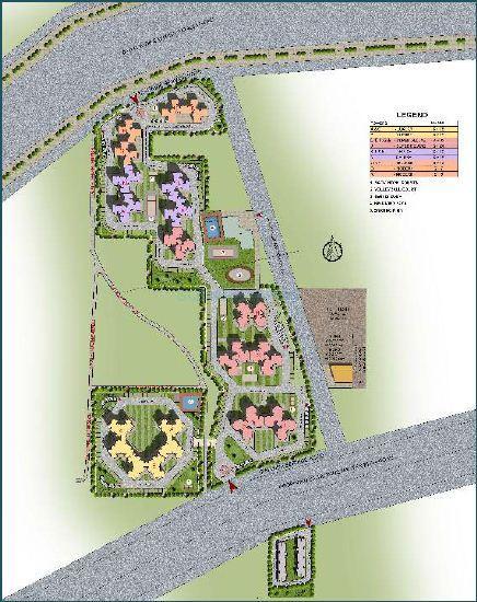 ramprastha awho master plan image1