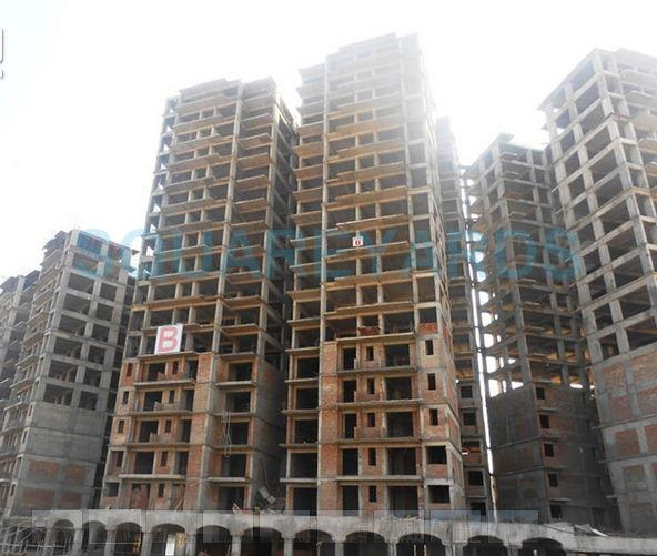 ramprastha city skyz construction status image1