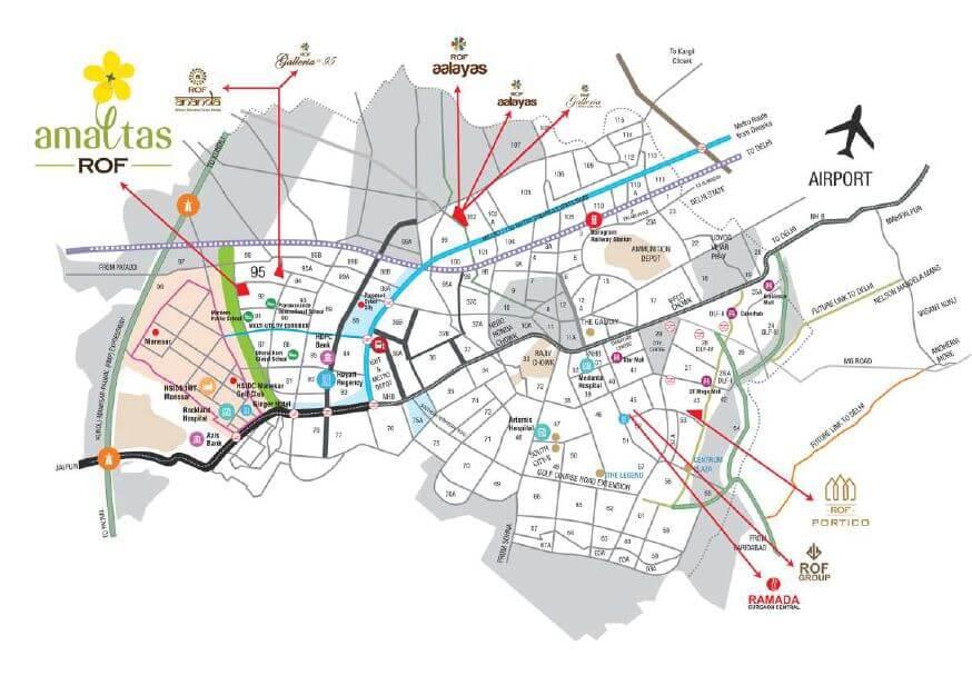 rof amaltas location image1