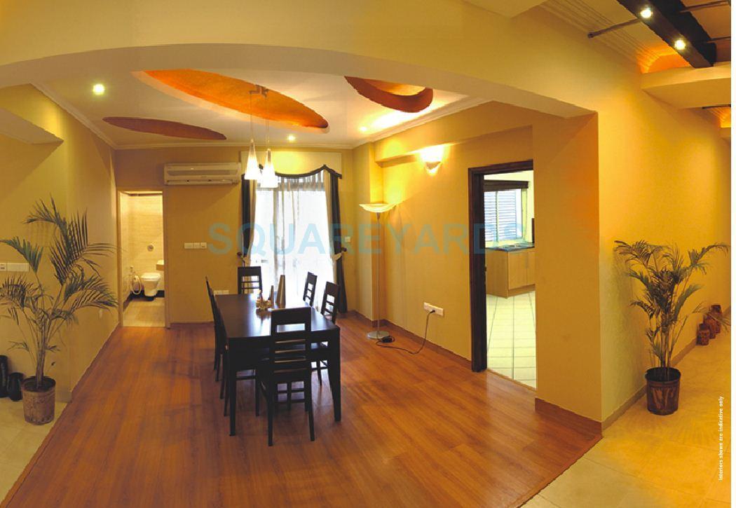 sahara grace gurgaon apartment interiors3