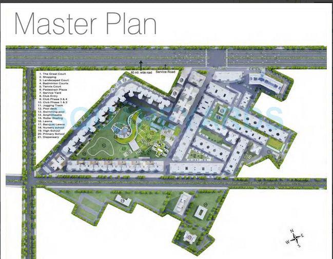 sare club terraces master plan image1
