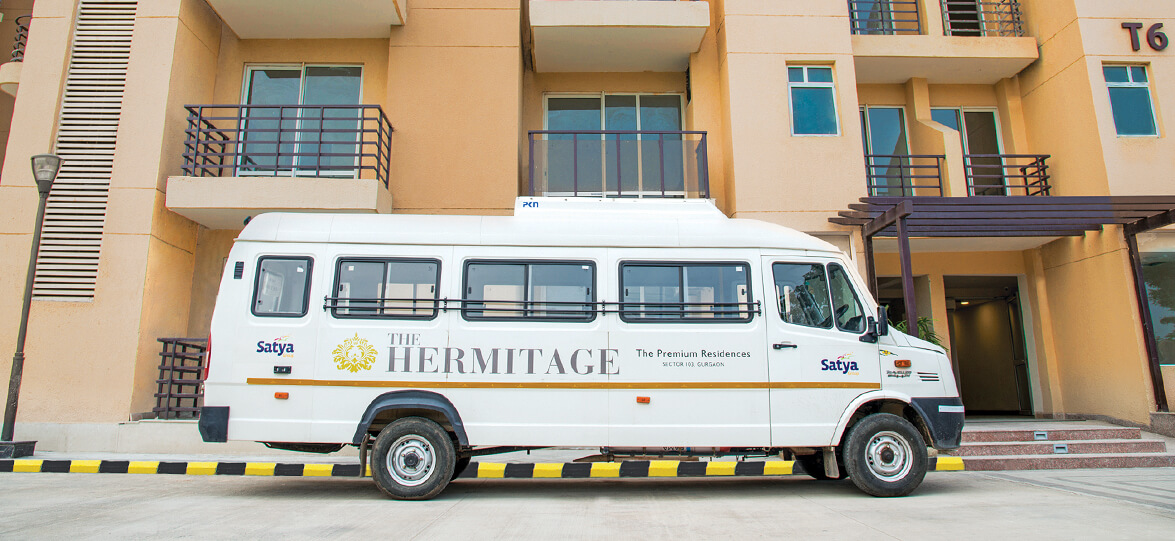 satya the hermitage amenities features1